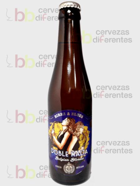 Birra & Blues_Doble Malta_artesana_cervezas diferentes
