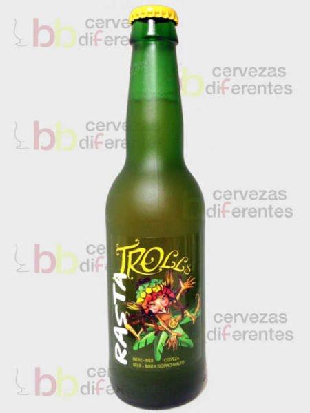 Cuvee des Trolls_Rasta Trolls_cervezas_diferentes