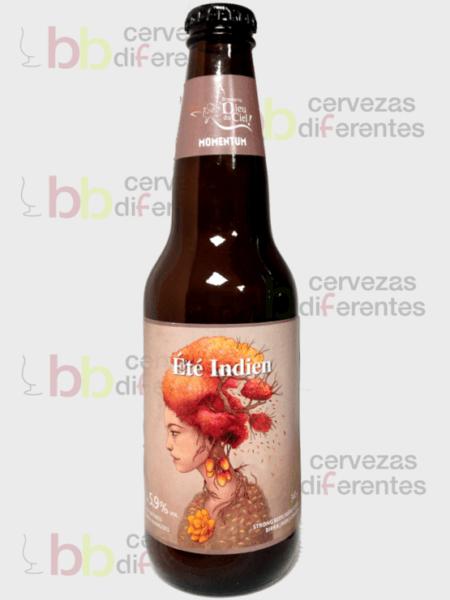 Dieu du ciel_Été indien_canadá_cervezas diferentes