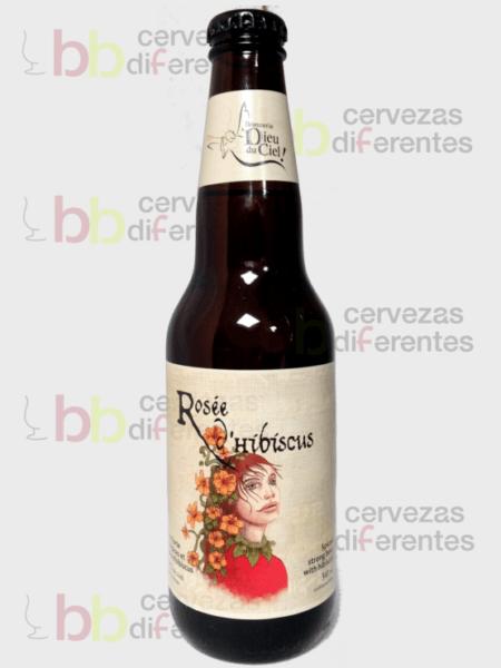 Dieu du ciel_Rosee dhibiscus_canadá_cervezas diferentes