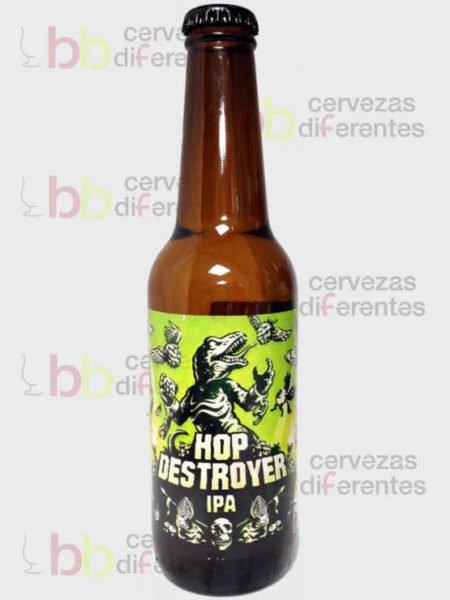 Dougall s Fat Sparrow Hop Destroyer IPA_artesana cantabria_cervezas_diferentes