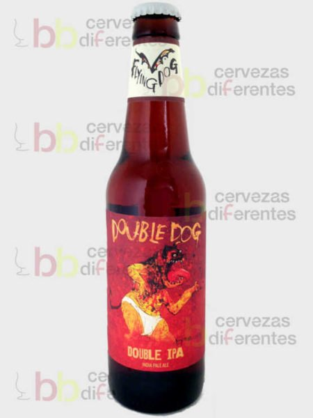 Flying Dog Double Dog Double IPA_americana_etiqueta_cervezas_diferentes