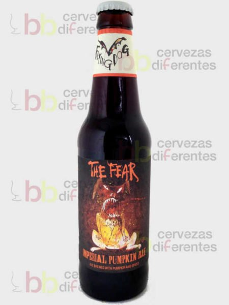 Flying Dog The Fear Imperial Pumpking Ale_americana_cervezas_diferentes