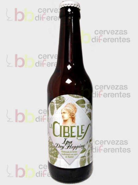 La Cibeles Ipa Dry Hopping_artesana madrid_cervezas_diferentes