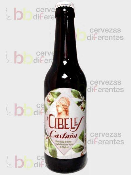 La Cibeles castaña_artesana madrid_cervezas_diferentes