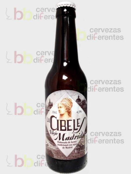 La Cibeles viejo madrid_artesana madrid_cervezas diferentes