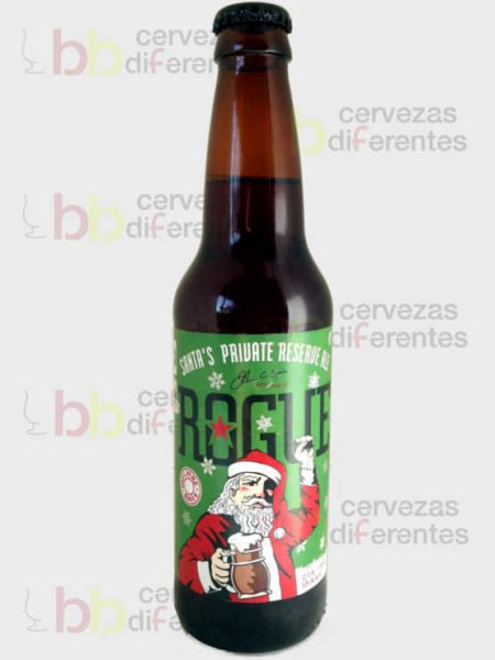 Rogue Santa Private Reserve Ale_EEUU_cervezas_diferentes