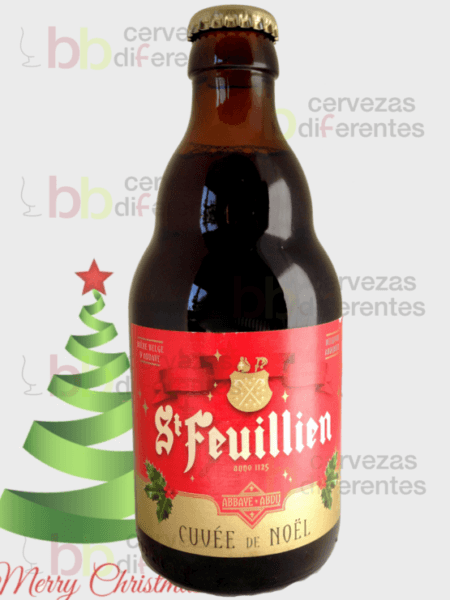 St Feuillien_belga_navidad_cervezas diferentes