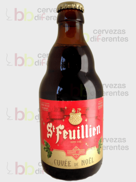 St Feuillien_belga_navidad_cervezas diferentes_