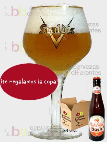 Bush Peche Mel copa_scaldis_cervezas_diferentes