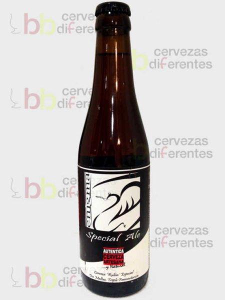 Enigma Special Ale artesana madrid cervezas diferentes
