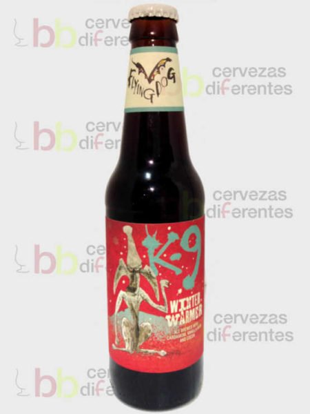 Flying Dog K9 Cruiser Winter Ale americana_cervezas_diferentes