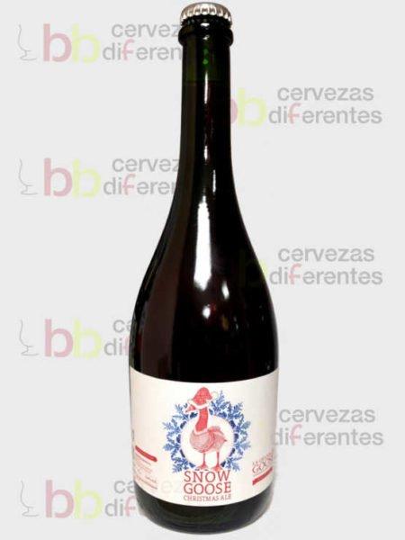 Goose Snow_Goose_Segovia_cervezas_diferentes