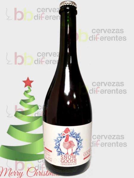 Goose Snow_Goose_Segovia_navidad_cervezas_diferentes