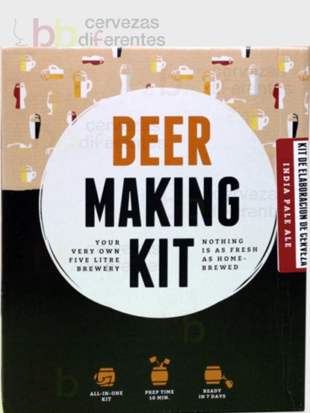 Kit para preparar cerveza_IPA_cervezas diferentes