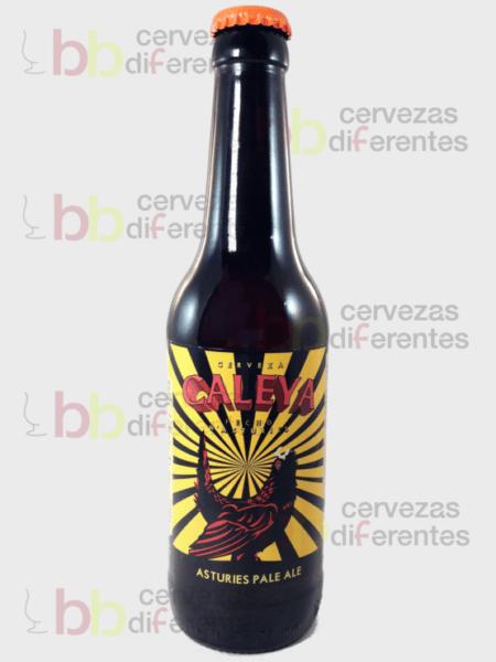 Caleya_Asturias Pale Ale_artesana_cervezas diferentes