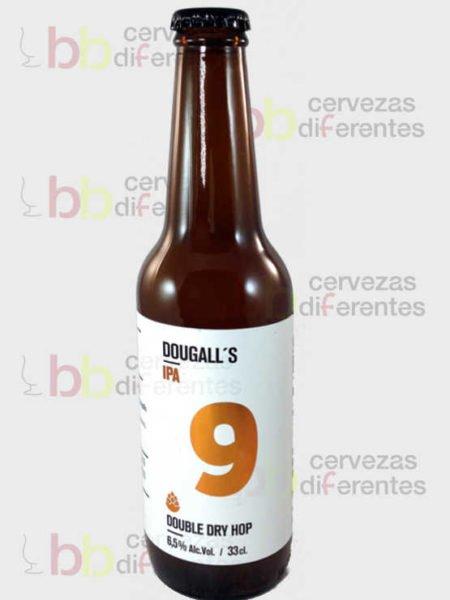 Dougall s IPA 9 Doble Dry Hop cerveza artesana cantabria_cervezas_diferentes