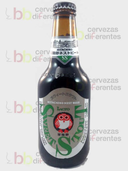 Hitachino Nest Lacto Sweet Stout_japon_cervezas_diferentes