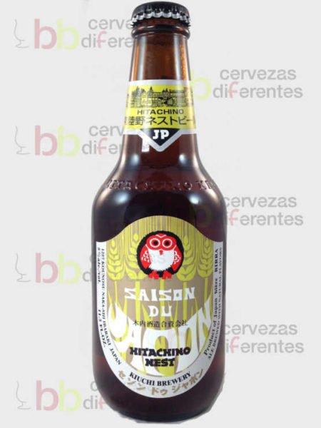 Hitachino Nest Saison du Japon_cervezas_diferentes