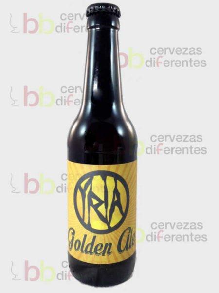 Yria_Golden Ale_toledo_cervezas_diferentes