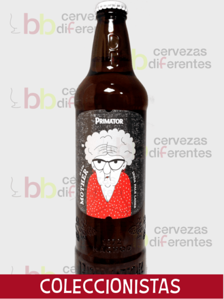 Primator-In-Law-Mother-cervezas-diferentes coleccionistas
