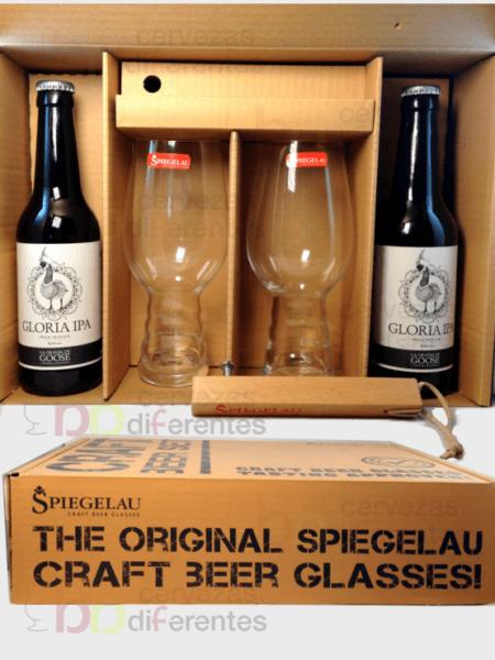 Spiegelau_pack 2 Ipas_cervezas diferentes
