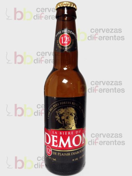 Biere du demon_francia_cervezas diferentes