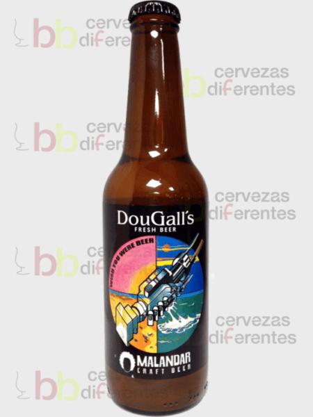 Dougall's Malandar wish you were beer_artesana cantabria_cervezas diferentes