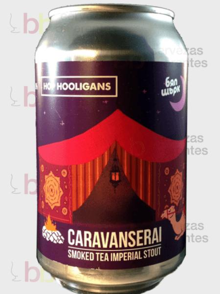 Hop Hooligans_Caravanserai 33cl_cervezas diferentes