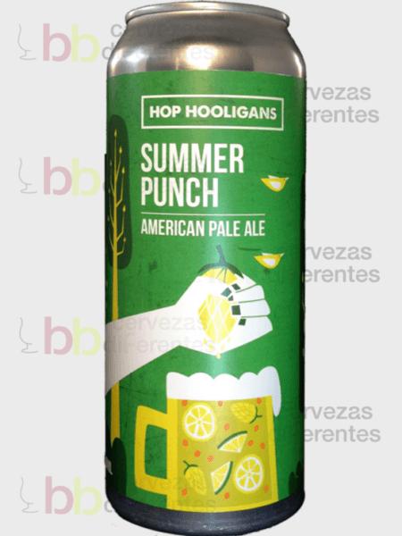 Hop Hooligans_Summer Punch 50cl_cervezas diferentes