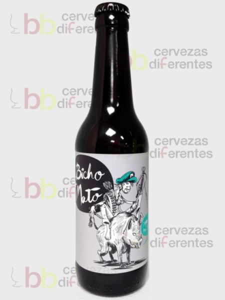 Letra Bicho do mato_portugal_cervezas diferentes
