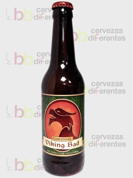 Viking bad_hidromiel 33cl_artesana madrid_cervezas diferentes