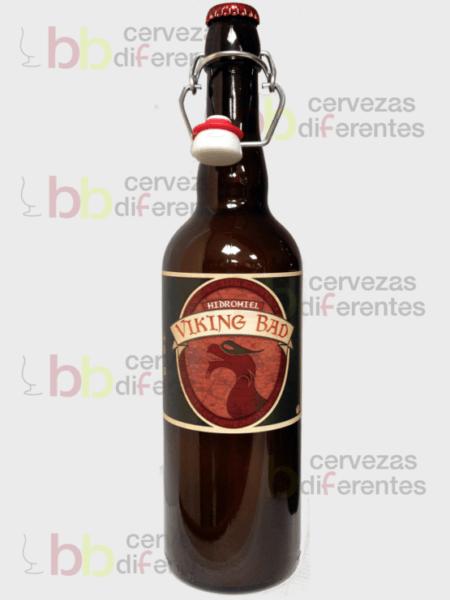 Viking bad_hidromiel 75cl_artesana madrid_cervezas diferentes
