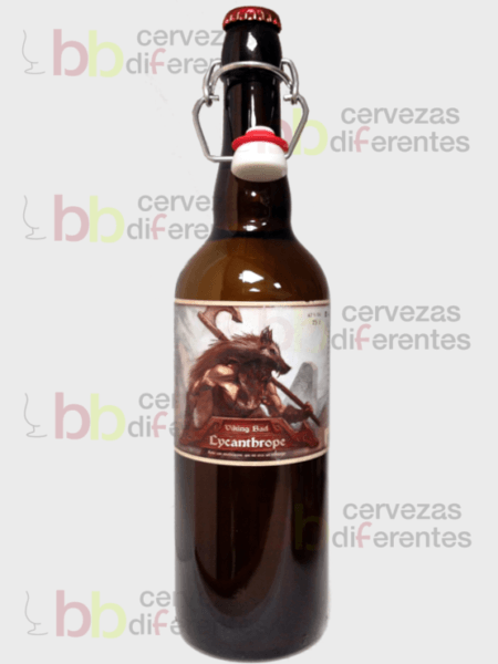 Viking bad_licanthrope hidromiel 75cl_madrid_cervezas diferentes