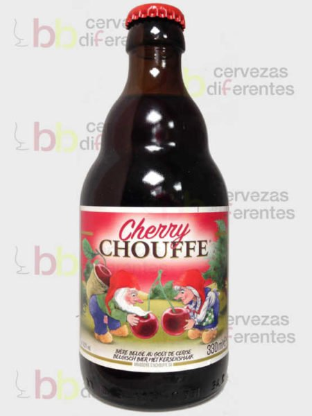 Cherry Chouffe_cervezas_diferentes