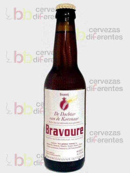 De Dochter Bravoure_cervezas_diferentes