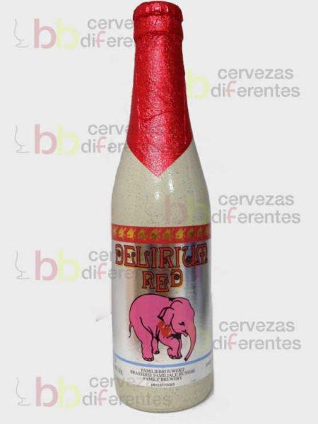 Delirium Red 33 cl _cervezas_diferentes