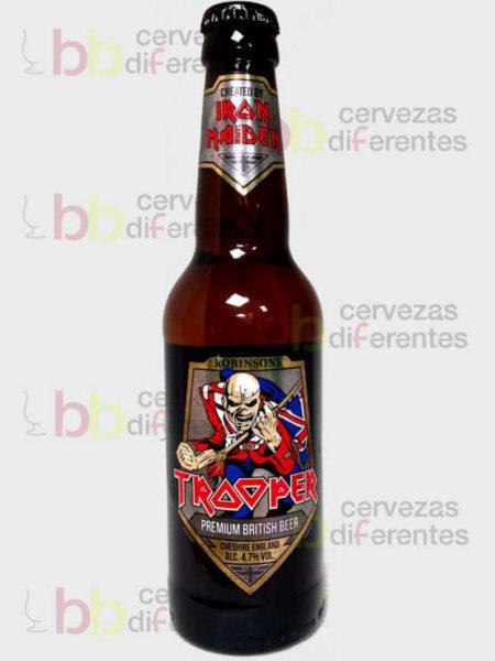 Iron Maiden Trooper_cervezas_diferentes
