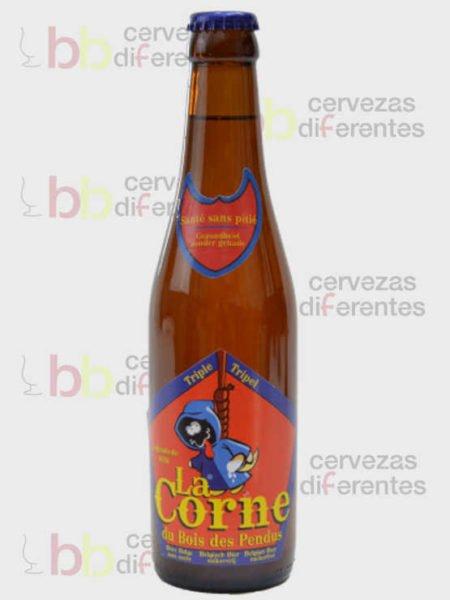 La corne_triple_cervezas_diferentes