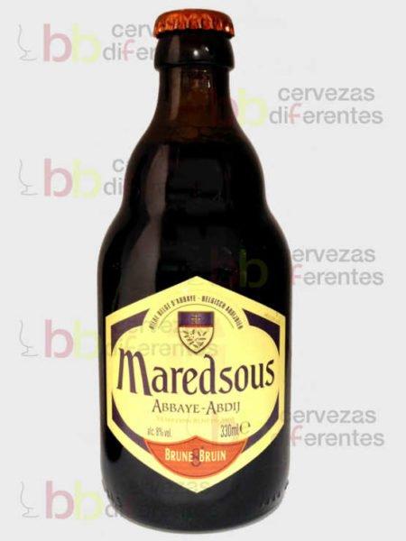 Maredsous Brune_cervezas_diferentes