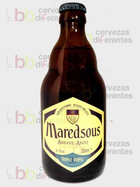 Maredsous Tripel_cervezas diferentes