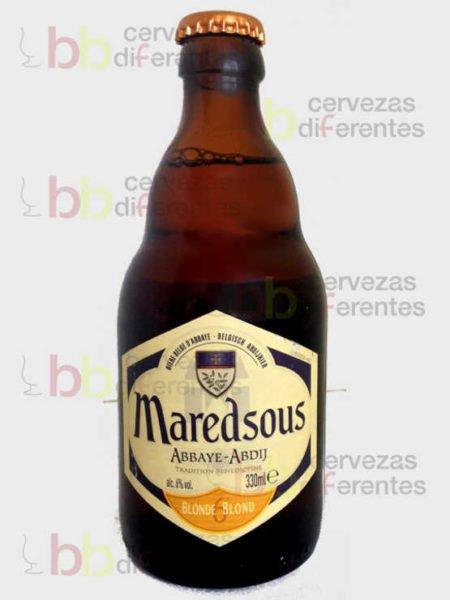 Maredsous blonde_cervezas diferentes