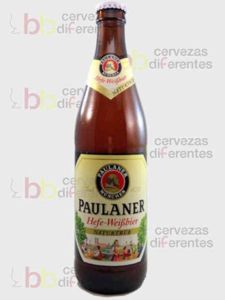 Paulaner Hefe Weissbier Naturtrüb_alemana_cervezas diferentes