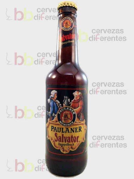 Paulaner Salvator Doppelbock_alemana_cervezas diferentes
