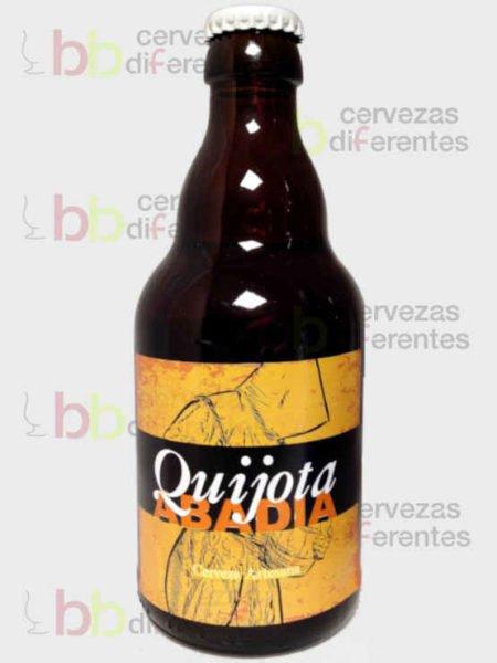Quijota abadia_artesana_cervezas diferentes