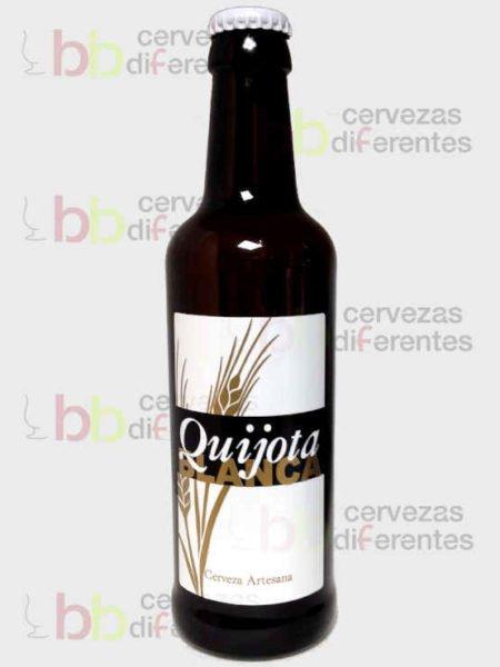 Quijota blanca_artesana_cervezas diferentes