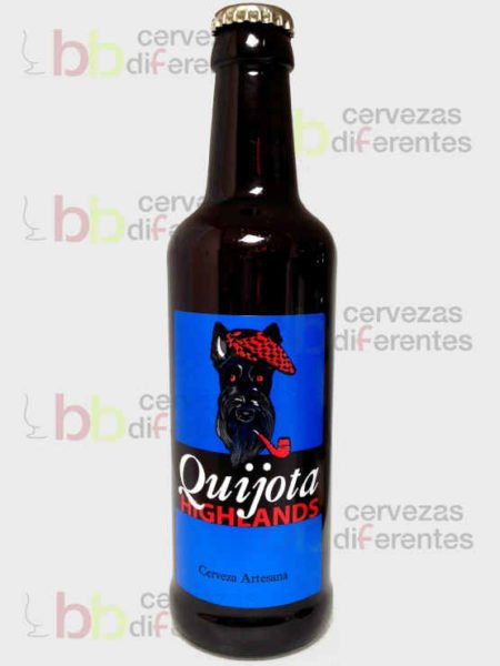 Quijota highlands_artesana_cervezas diferentes