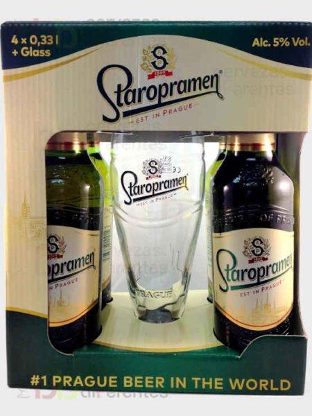 Staropramen_estuche regalo_cerveza checa_cervezas diferentes