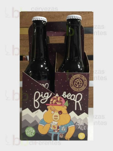 Barcelona Beer Company Big Bear estuche_regalo