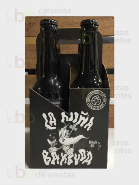 Barcelona Beer Company La Niña Barbuda estuche_regalo